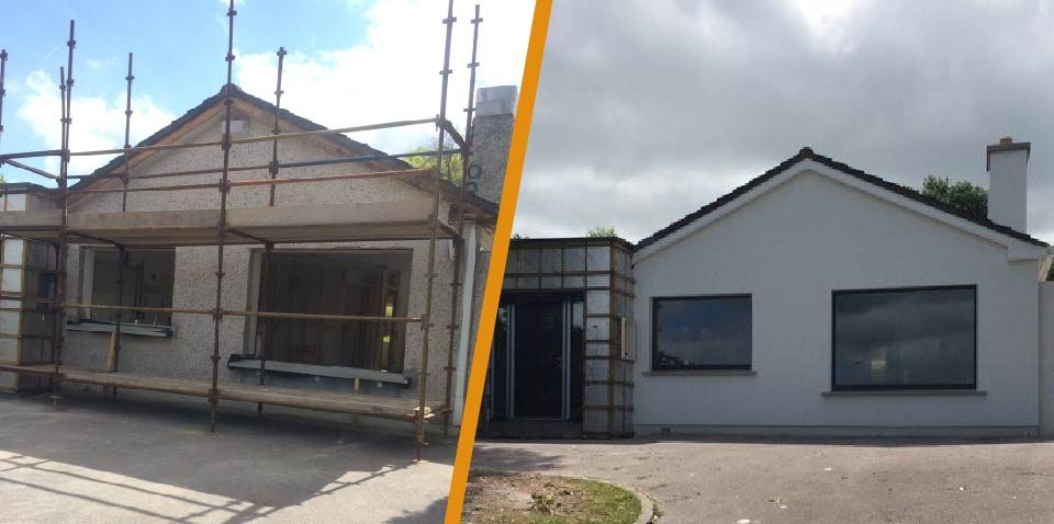 Renovation and insulation project tower cork portfolio insulex - Cork insulation home ...