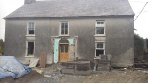 external-wall-insulation-project-near-bandon-before-photo