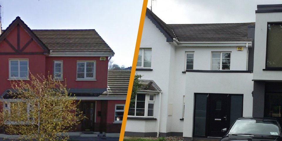 Kinsale Project - External Wall Insulation
